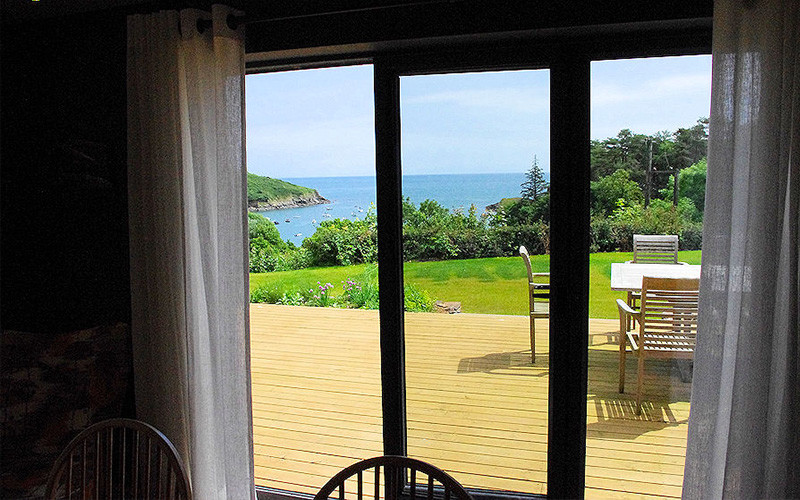self catering cottage Cornwall - Slopes Cottage