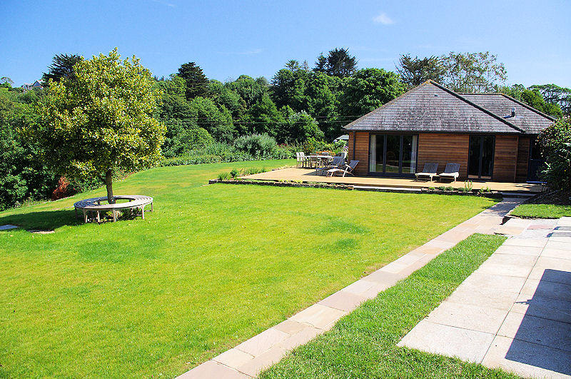 Slopes Cottage Gillan self catering cornwall