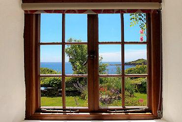 sea view holiday property cornwall