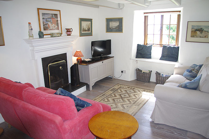 Self Catering Coverack - lounge