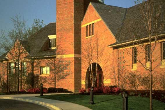 Glencoe Village Hall