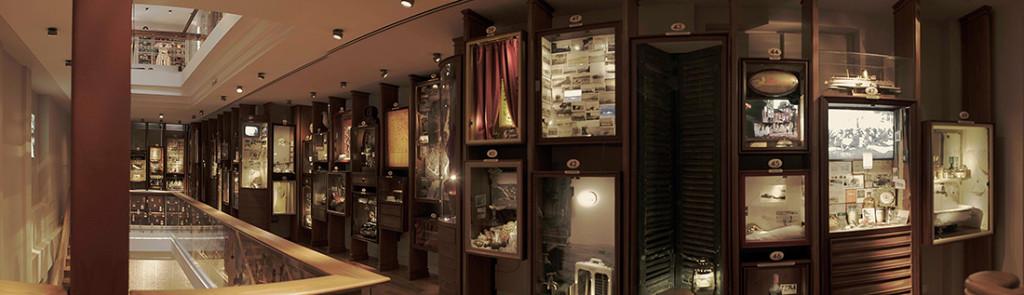 L'interno del Museo dell'Innocenza