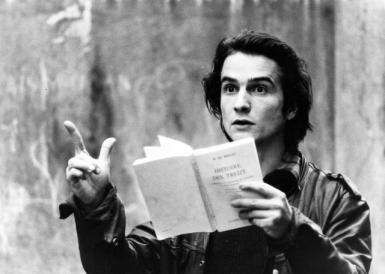 Jean Pierre Leaud in Out1 (@ Jacques Rivette)