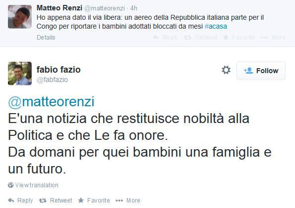 Tweet-Renzi-Fazio