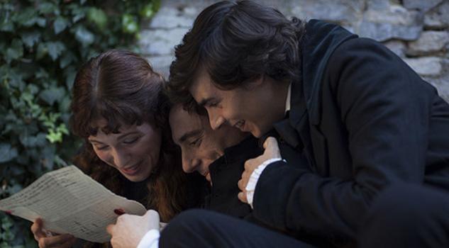 Paolina, Giacomo e Carlo Leopardi