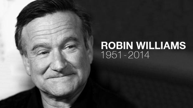 Robin William RIP