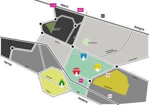 Mappa Location Eleva