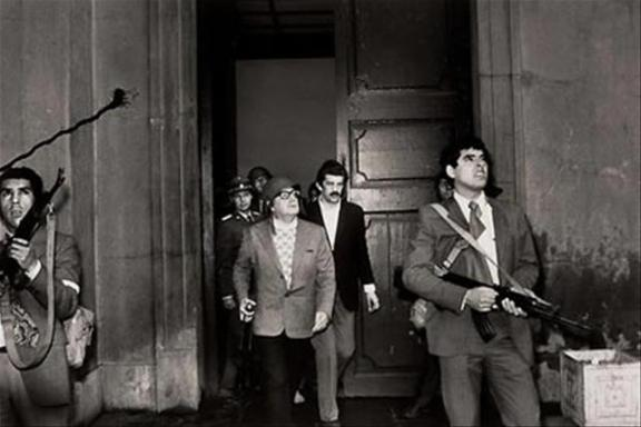 Salvador Allende l'11 Settembre '73