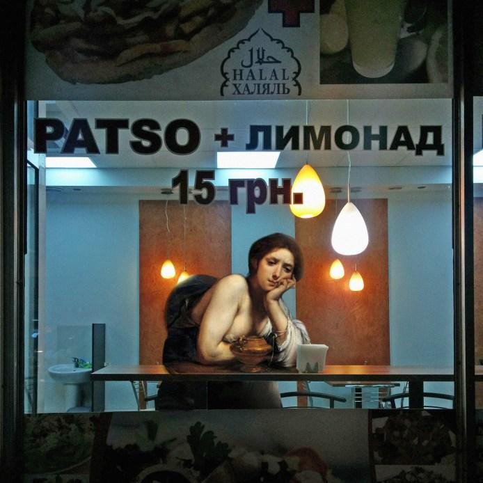 Alexey Kondakov - Kiev, Petrovka Market