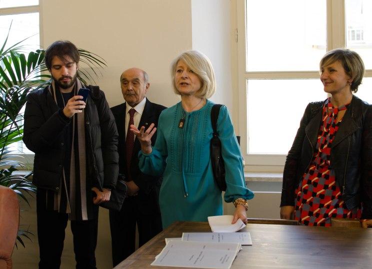 Rita Zappador, agente di Patti Smith