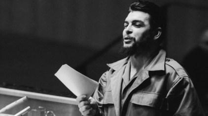 Che Guevara all'Onu