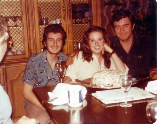 John, Erin e il padre