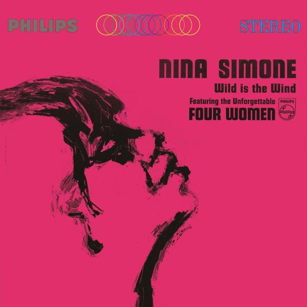 La copertina del disco Wild is the Wind, in cui è contenuta Four Women