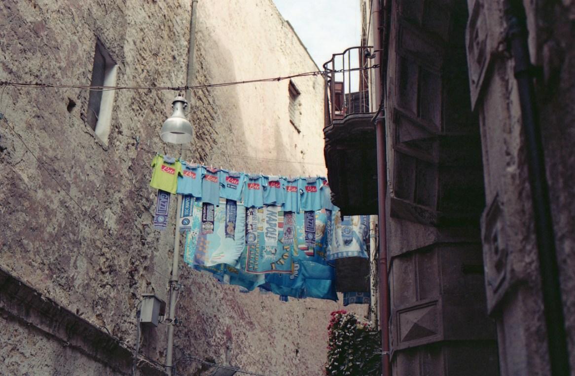 Napoli, oggi - Foto di Anna Chasovskikh