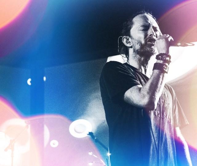 Thom Yorke - live