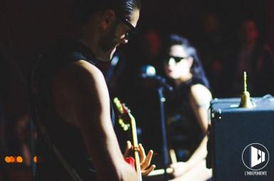 The Devils - live at Locomotiv Club, Bologna | foto © Simone Fiorucci