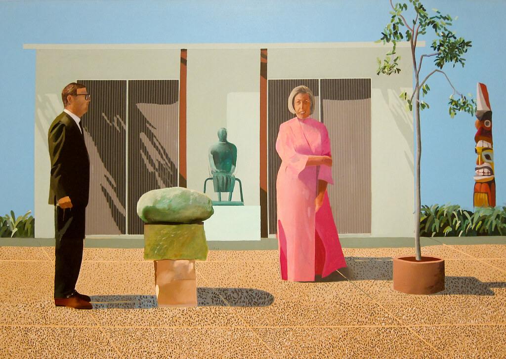 David Hockney - American Collectors