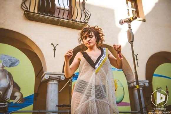 La Rappresentante di Lista Ypsigrock Festival