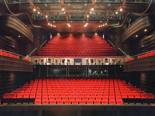 Theater Bielefeld Lindner Group