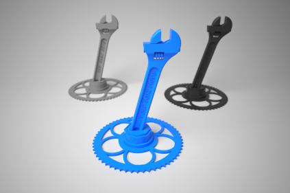 Company Trophies Render