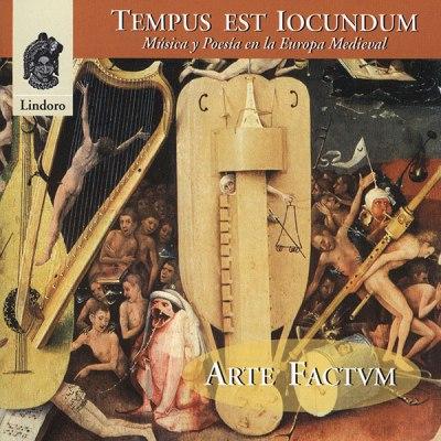 Tempus est iocundum. Música y poesía en la Europa Medieval.