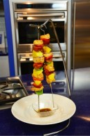 SST-Sweet Chili Lime Chicken Skewers-August 5 2014 skewers