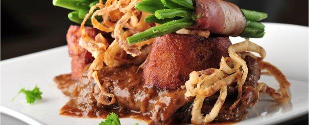 Beef Tenderloin in Marsala Sauce-link