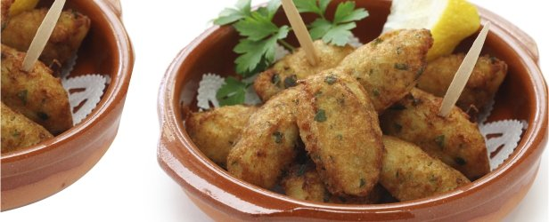 Spanish Cod Fritters-link
