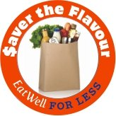 Saver the Flavour - Eat Well For Less-logo
