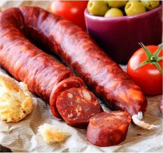 Chorizo Chili Bowls-chorizo
