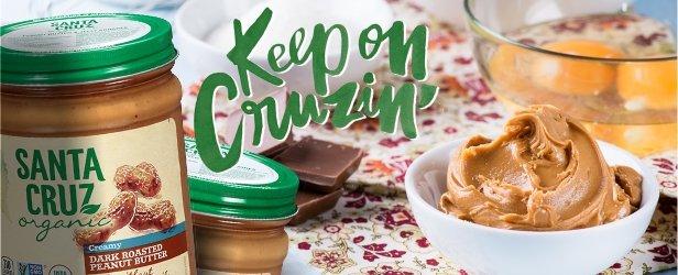Santa Cruz Peanut Butter-Feb 2017 Monthly