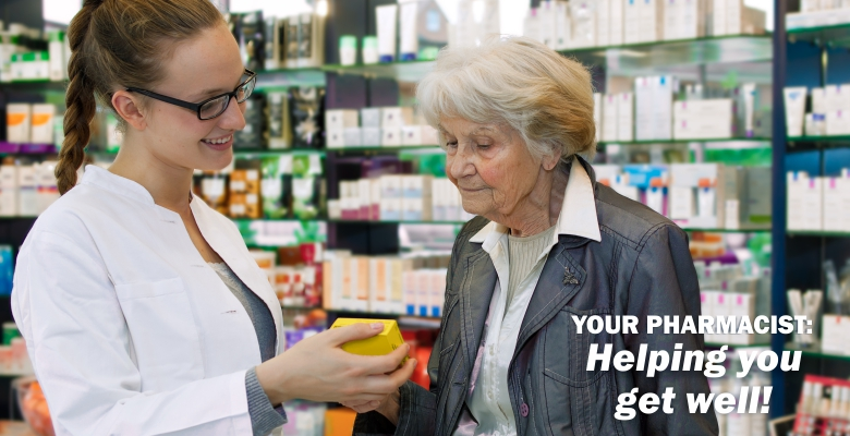 What your pharmacist can do for you-Pharmacy Corner-slider