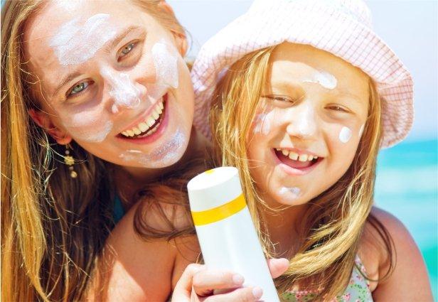 Keep skin safe from the sun-pharmacy corner-June 2017