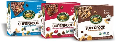 NATURES PATH-Monthly AUGUST 2017-superfood bars
