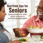 Nutrition for our senior citizens
