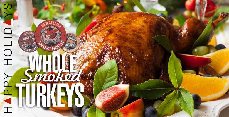 Whole Smoked Turkey-main