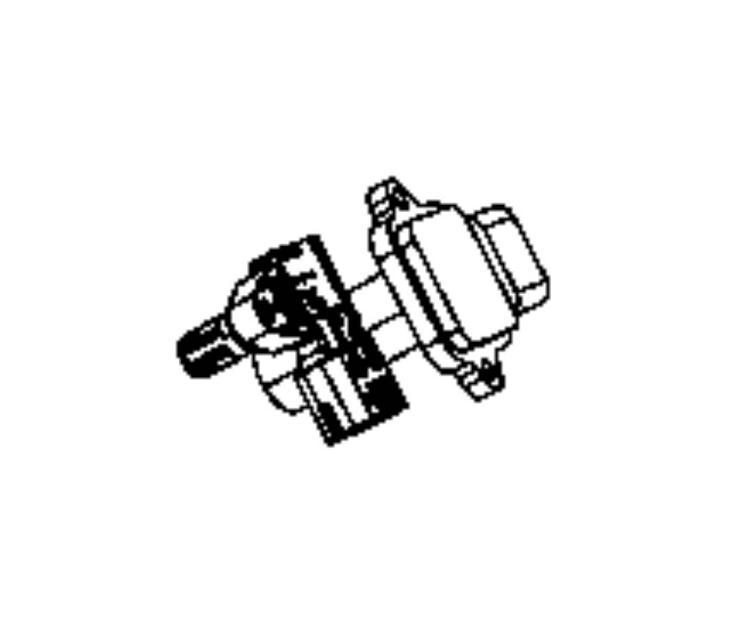 Ram Mass Air Flow Sensor Litersel Engine