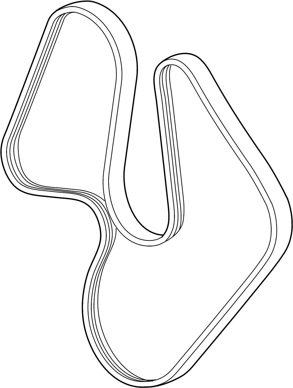 Dodge Durango Serpentine Belt