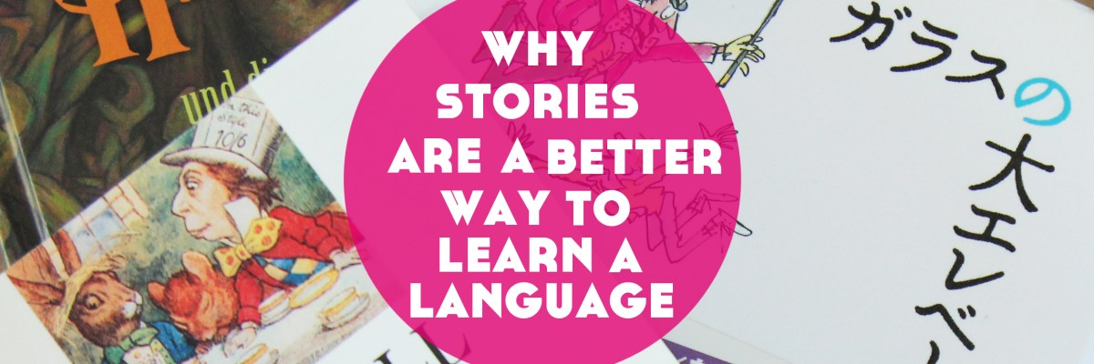 Everyone is constantly looking for a better way to learn a language. The power of stories is exactly why I've included them in my online language course.