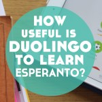 How Useful is Duolingo to Learn Esperanto?