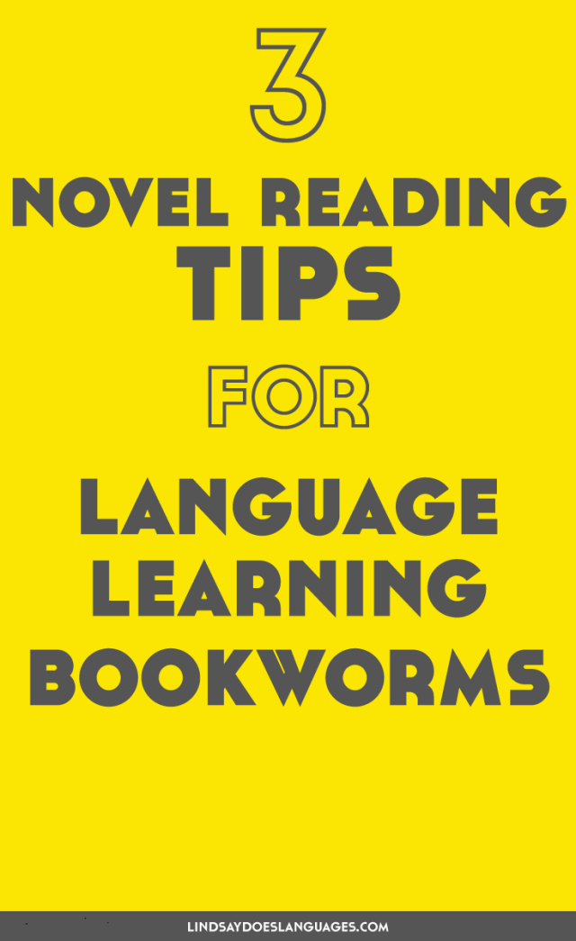 Reading is a great way to practise languages. Here are 3 novel reading tips for language learning from guest writer Rachel. Click through to read! >>