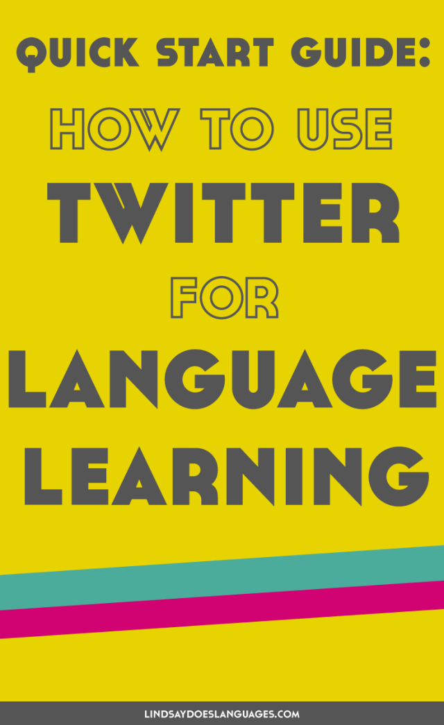 Social media is a great tool for languages. But how can you use Twitter for language learning? Click through + find out how to learn languages with Twitter.
