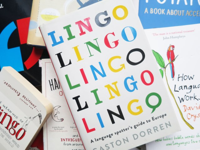 If you love languages, chances are you love reading books about language and linguistics too. Here's 10 of my favourite inspiring books about language and linguistics.