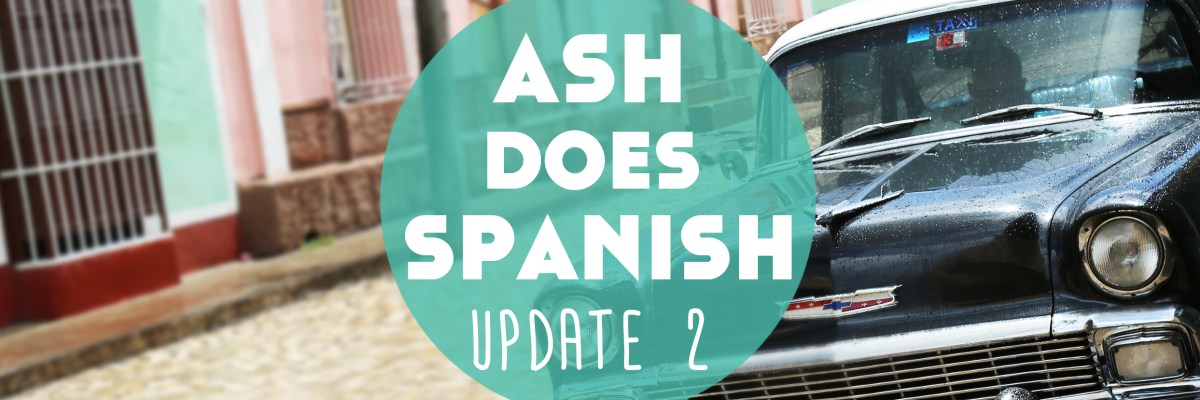 Travelling Latin America and speaking Spanish is a must. Follow Ash and learn Spanish in Latin America along the way with him.