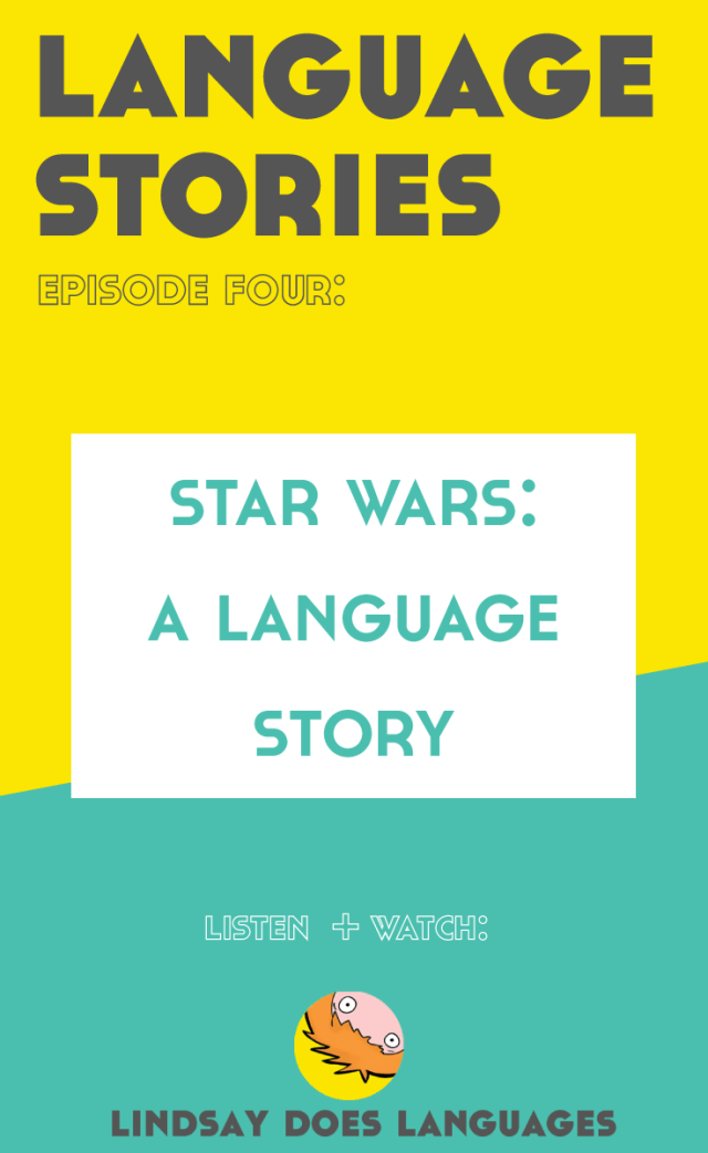 There's plenty of languages in Star Wars. But how do they compare to other fictional languages? How are they created? And what about Yoda? Click through for this episode of Languages Stories.