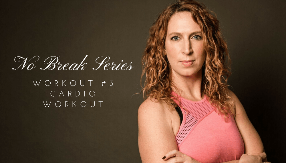 15-Minute No Break Cardio Workout