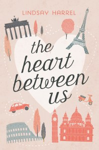 COVER REVEAL: The Heart Between Us