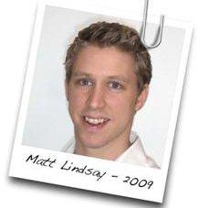 Matt Lindsay - Systems Engineer