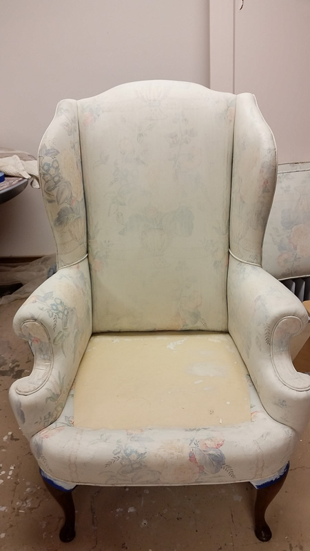 painted chair 18-161027