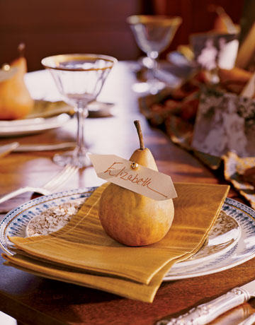 pear-place-card